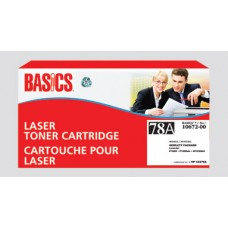 BASICS LT CART HP CE278A, #78A BLK