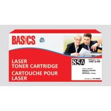 BASIC LT CART HP CE285A, #85A BLK