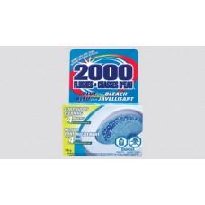 2000 FLUSHES W/ BLEACH 100G
