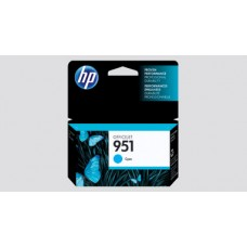 CART INK CN050AC#140 #951 CYAN HP